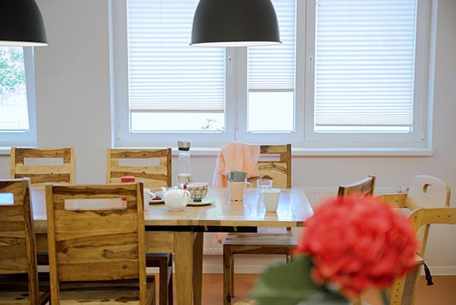 Frauenhaus Norderstedt, große Küche