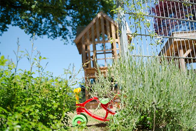 Frauenhaus Norderstedt Garten
